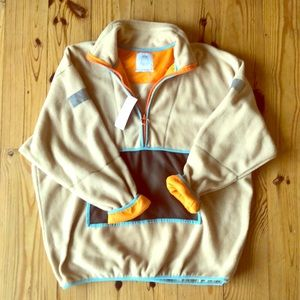 Urban outfitters fleece pullover.